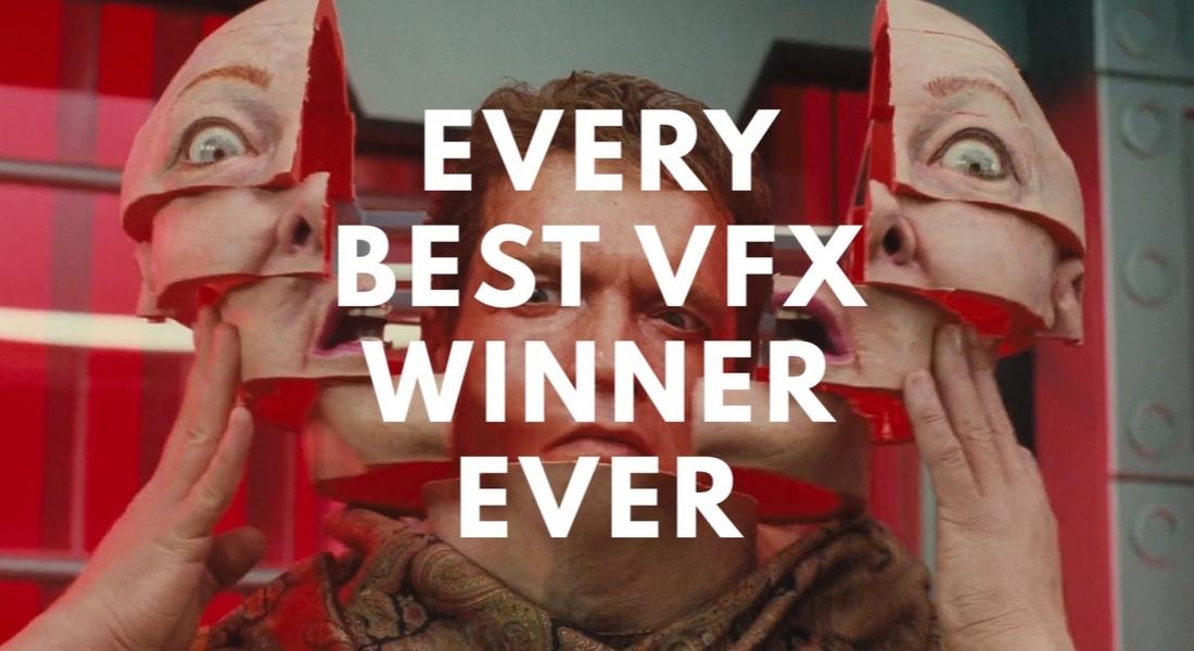 En İyi Görsel Efekt Oscar'ına Sahip Tüm Filmler Tek Videoda