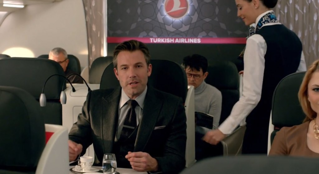 THY'den Batman v. Superman Temalı Super Bowl Reklamları