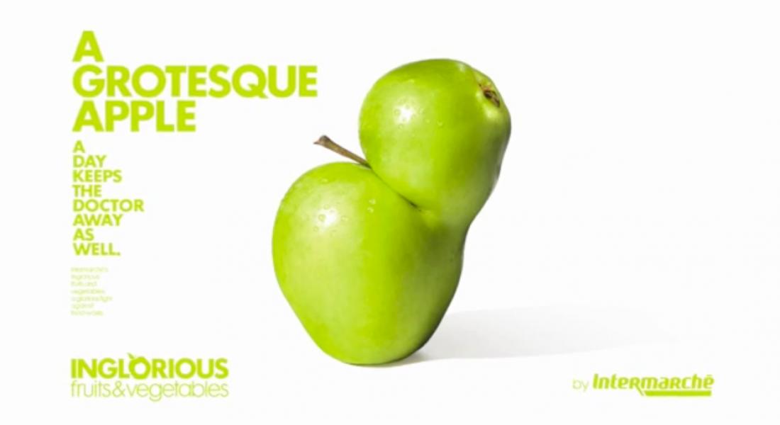 """Efsane İşler: """"Inglorious Fruits & Vegetables"""""""
