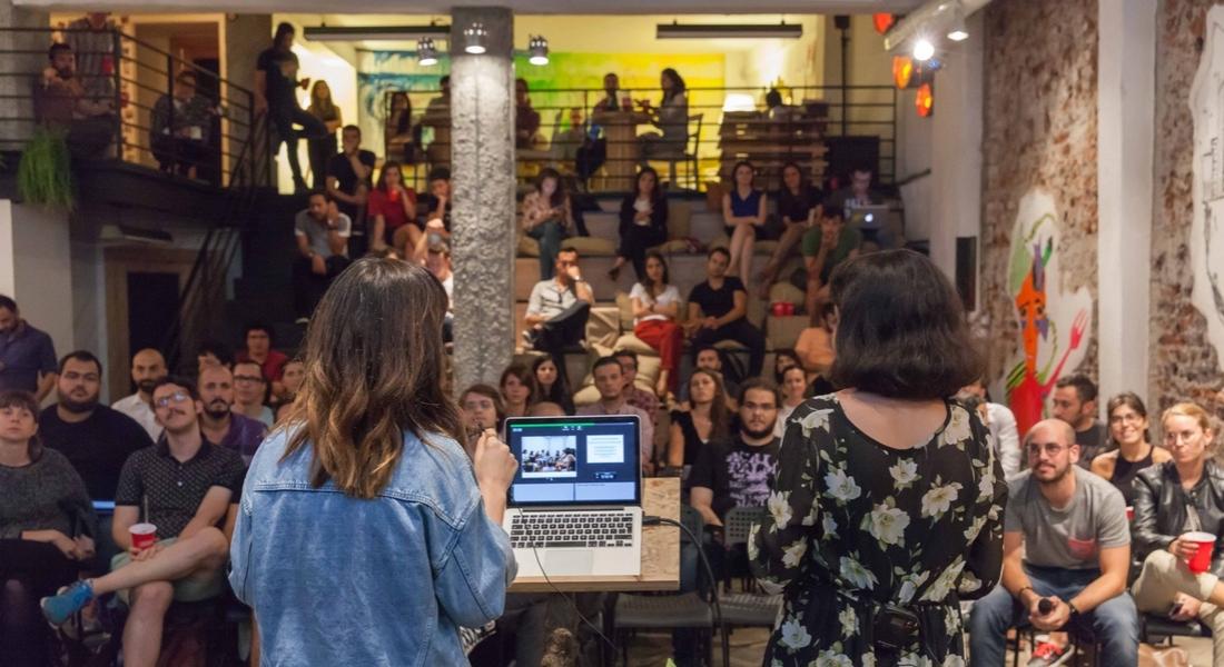 Yerel Fikirlerin Keşif Sahnesi: Kolektif Explore