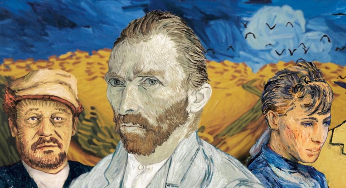 Yağlı Boya Tabloların Canlandığı Van Gogh Filmi'nin İlk Fragmanı Yayınlandı