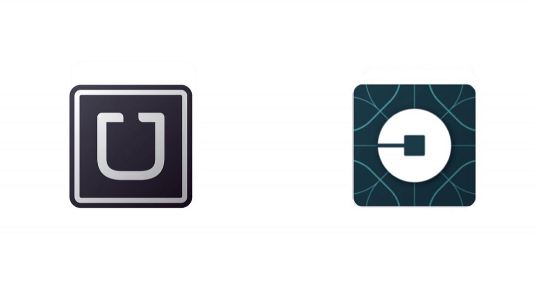 Uber'dan Yeni Logo Ve Yazı Tipi
