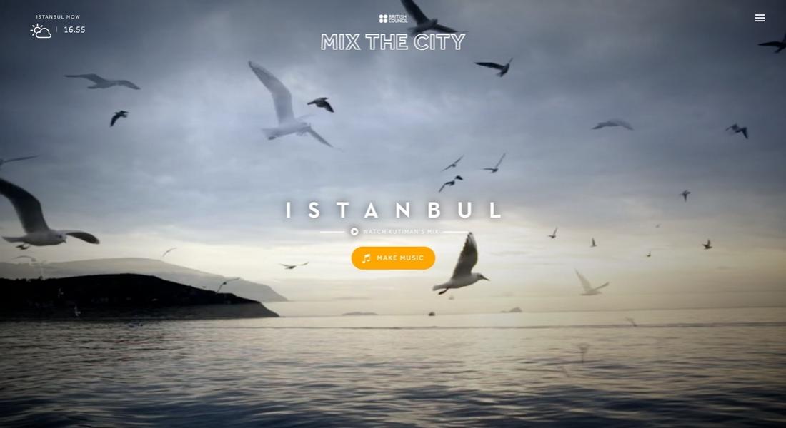Yerel Tınılarla İstanbul'un Müziğini Yaratın