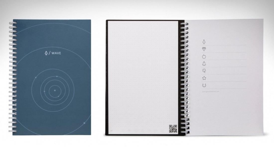 Rocketbook Wave: Kağıt ve Kalemin Dijital Depolamayla Birleşimi