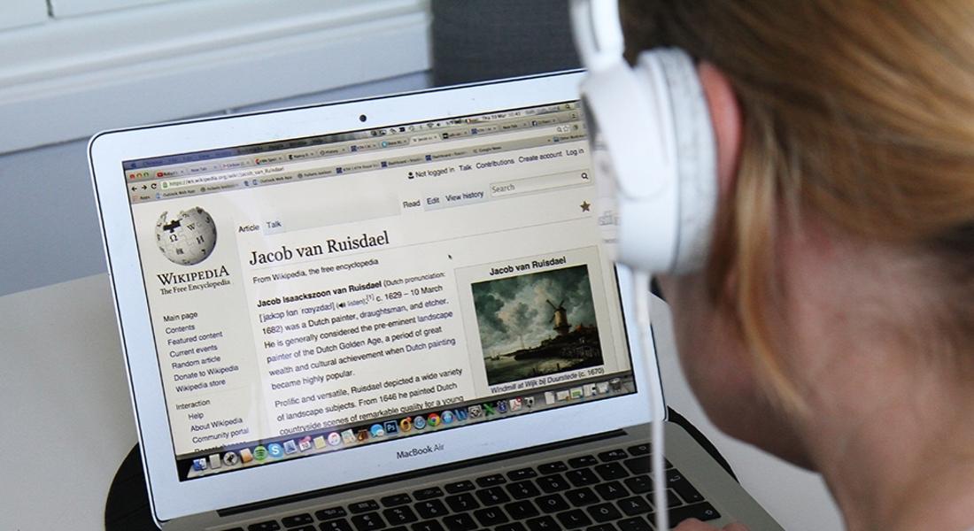 Wikipedia Görme Engelliler için Sesli Arama Motoru Geliştiriyor
