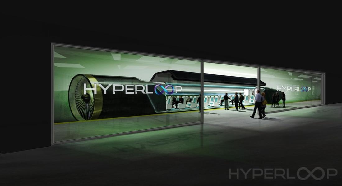 Tüm Dünya, Hep Birlikte Hyperloop'u Geliştiriyor [SXSW 2016]