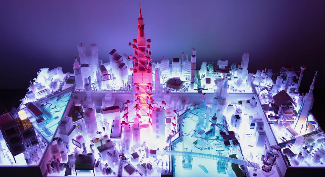 Tokyo'yu 10.000 Adet MUJI Ürünüyle Baştan Yaratmak