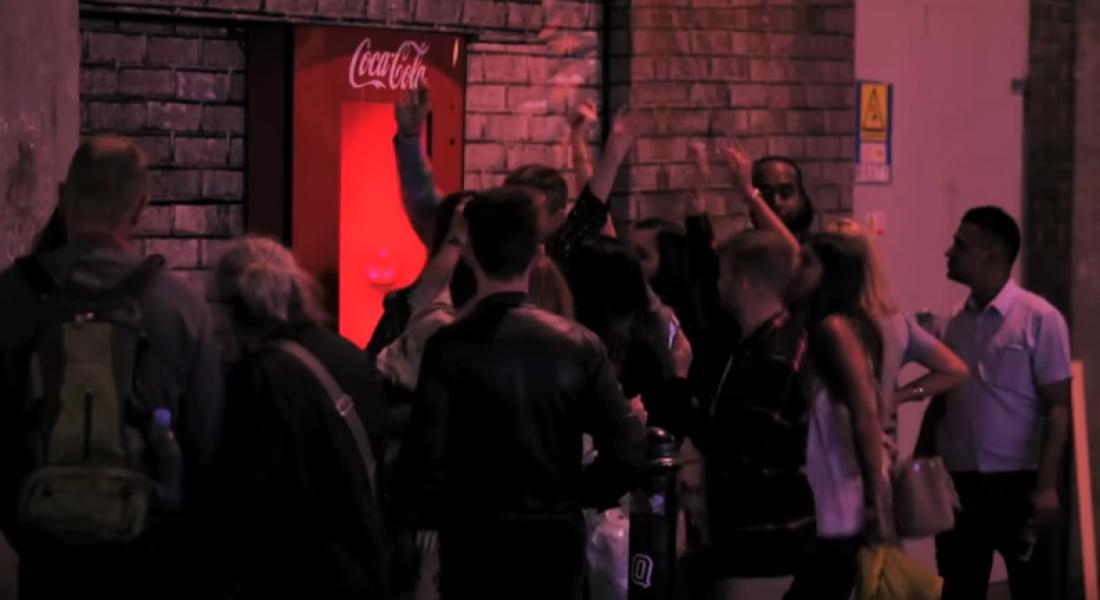 Coca-Cola, Eğlenceli Ibiza Gecelerini Londra'ya Taşıdı