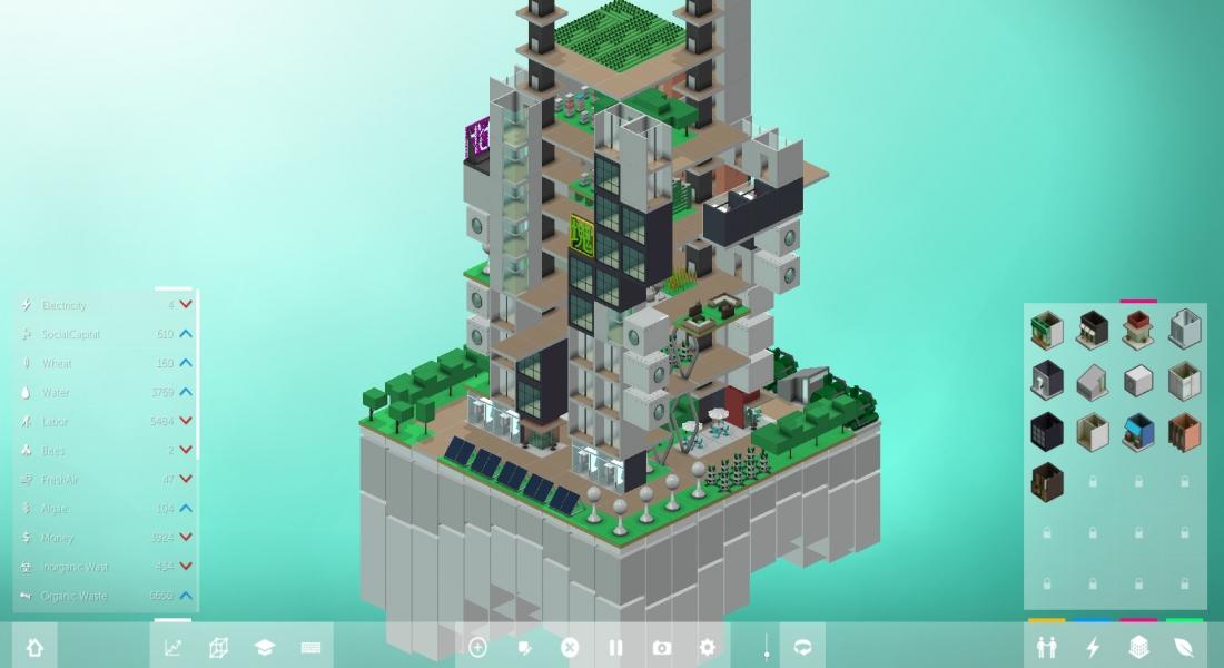 Kentlerin Küresel Sorunları bir Bilgisayar Oyunu ile Çözülebilir mi?