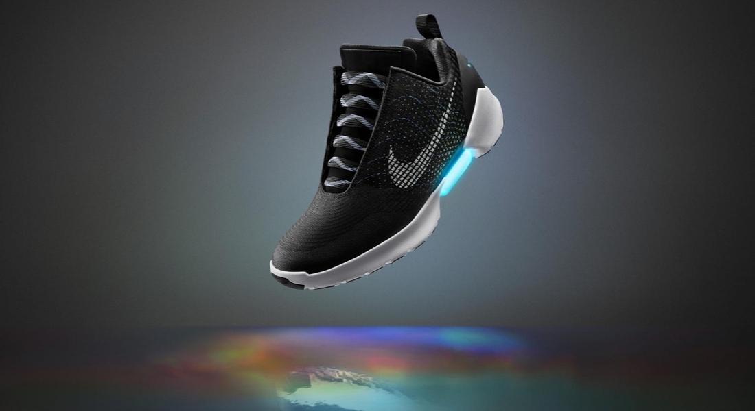 Nike'den Kendi Kendine Bağlanan Ayakkabı: HyperAdapt 1.0