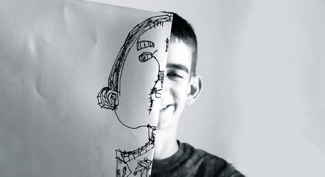 Otizmli Sanatçı Remzi'nin Hayranlık Uyandıran Tasarımları
