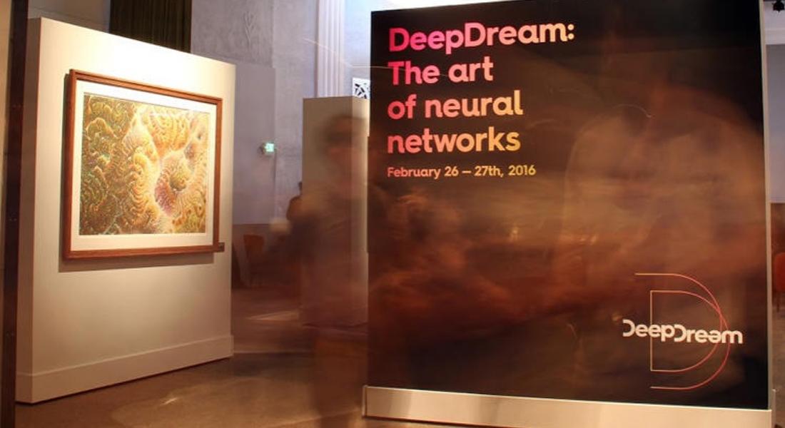 Google'dan DeepDream Sanatçılarına Özel Sergi