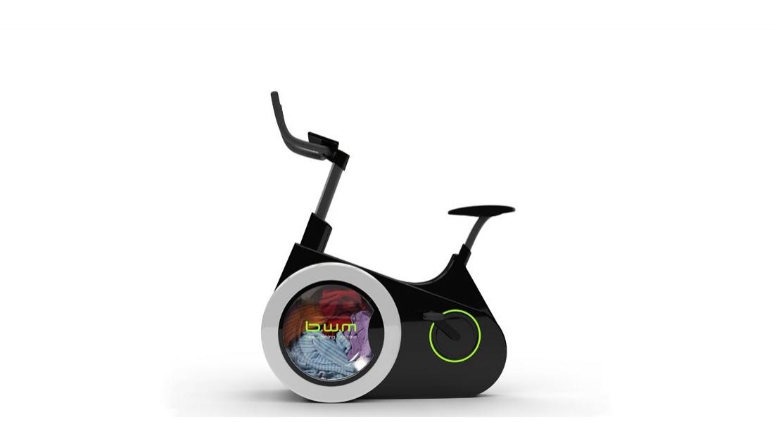 Bisiklet Çamaşır Makinesi