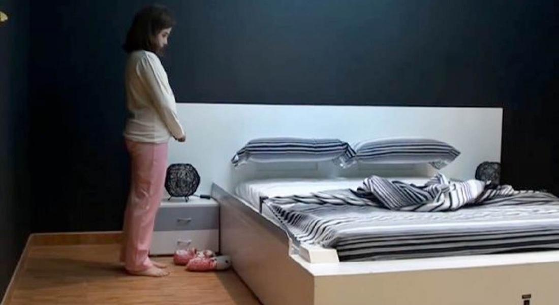 Akıllı Yatak Sayesinde Yatak Toplama Derdine Son