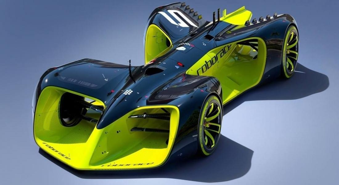 Motor Sporlarında Devrim: Sürücüsüz Araçların Yarışacağı Roborace Serisi Geliyor