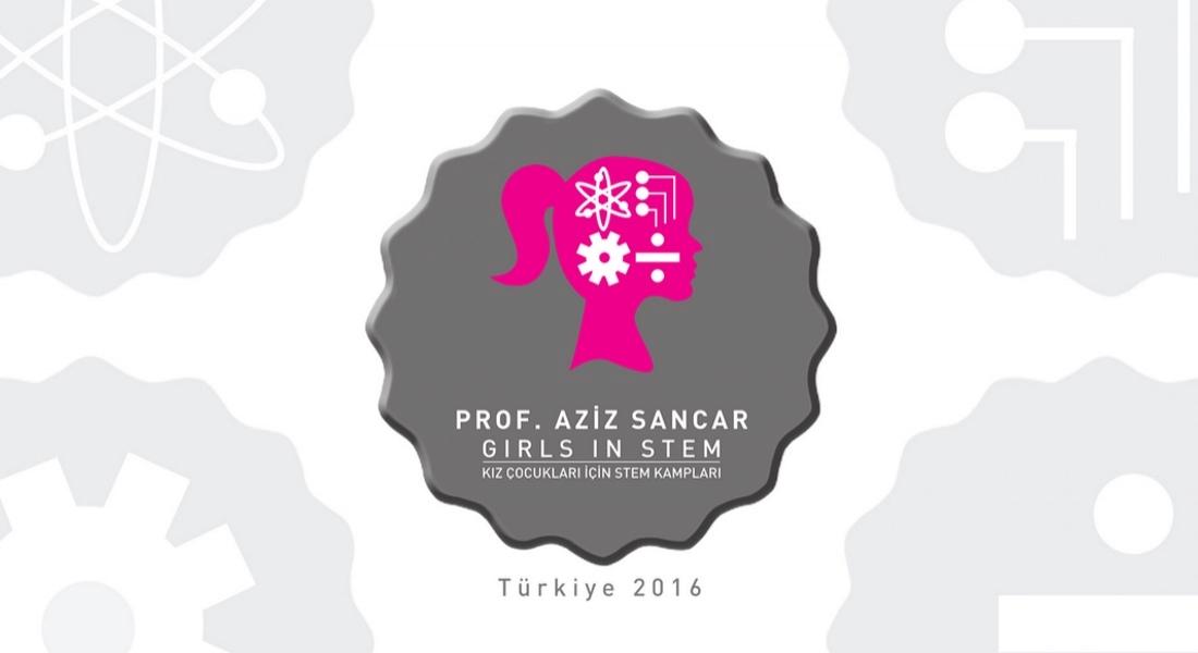 Nobel Ödüllü Aziz Sancar'dan Kız Çocuklarının Eğitimine Destek Projesi