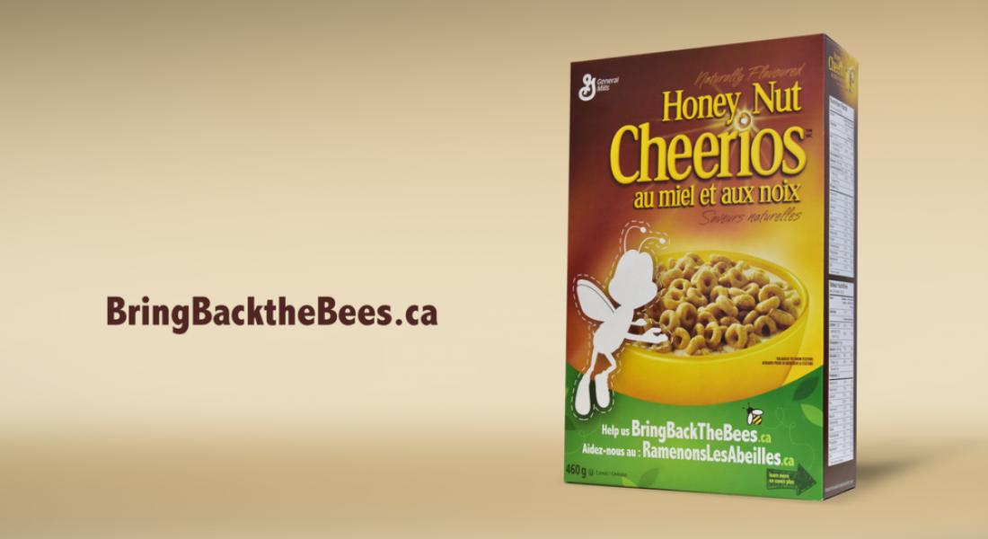 Arılar Geri Gelsin Diye Çalışan Reklam Kampanyası