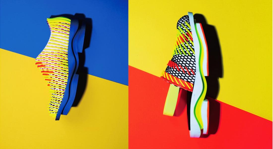Katmanlarla Derinlik Kazanan Ayakkabılar