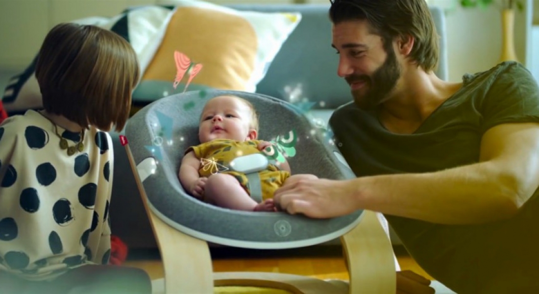Fisher-Price'dan Geleceğin Anne Babalarına Geleceğin Oyuncakları