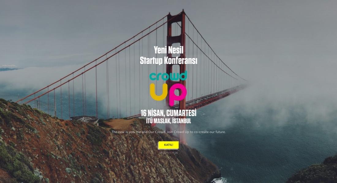 Müzik, Teknoloji ve Girişimcilik Bir Arada: Crowd Up