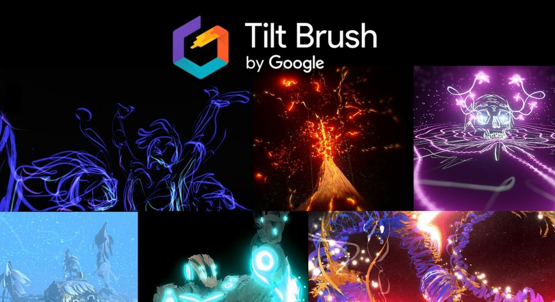 Dijital Sanat Dünyasında Google Tilt Brush ile Yeni Bir Çağ Başlıyor