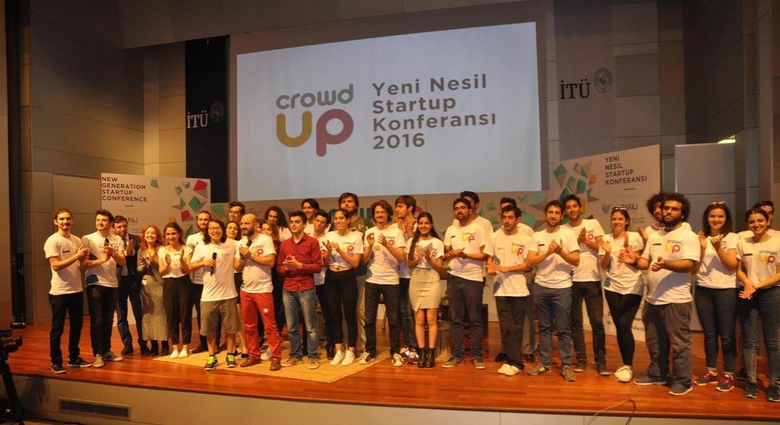 Crowd Up Yeni Nesil Girişimcilik Konferansı Etkinlik Özeti