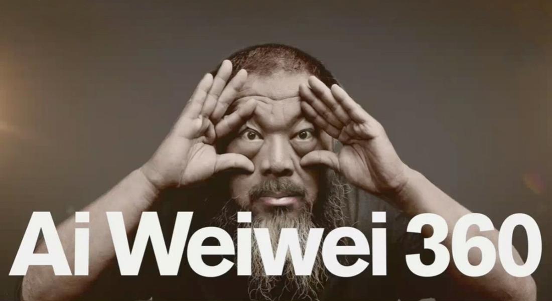 Royal Academy'deki Ai Weiwei Sergisini 360 Derece Gezin