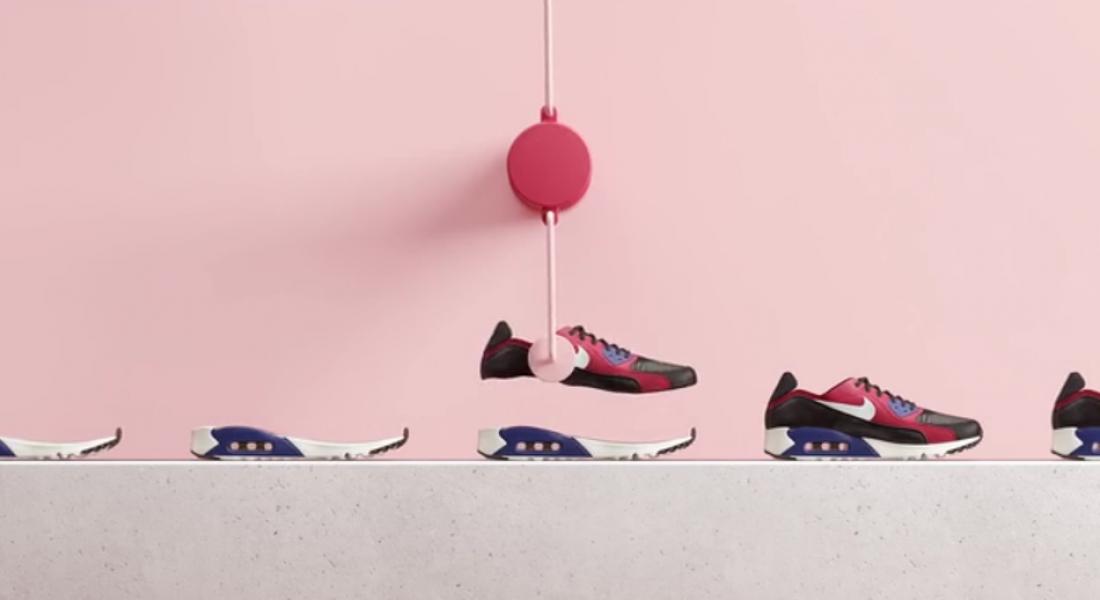 Nike'den Air Max Günü İçin Rengarenk Kutlama