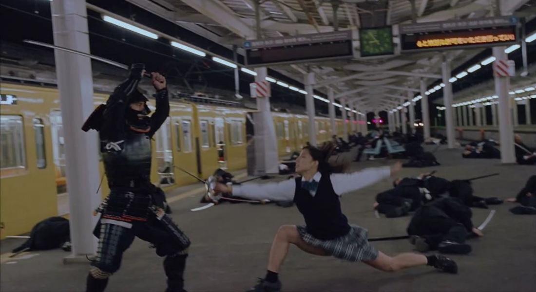 Liseli Bir Samuray Aynı Anda Kaç Kişiyle Savaşabilir?