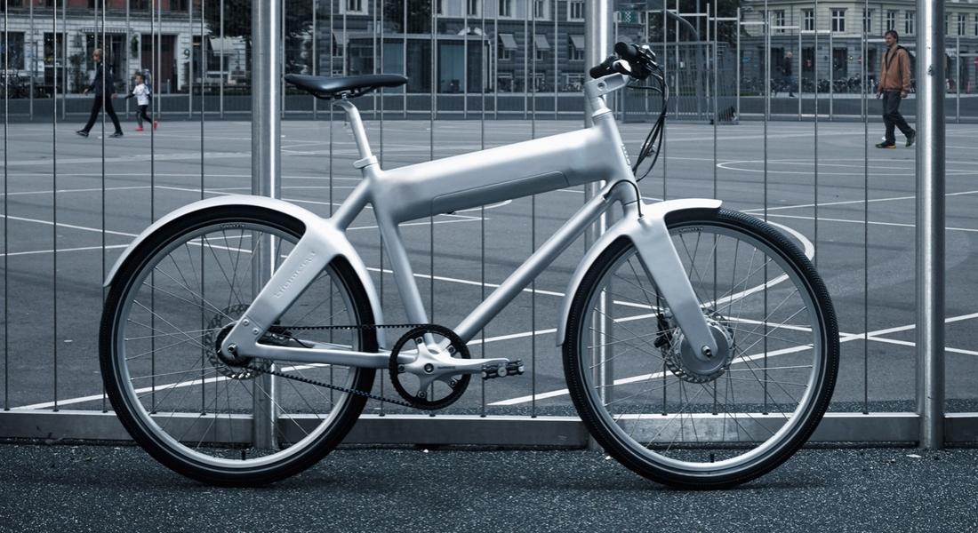 Danimarkalı Tasarımcılardan Şehir Yaşamı için Geliştirilen Elektrikli Bisiklet: OKO
