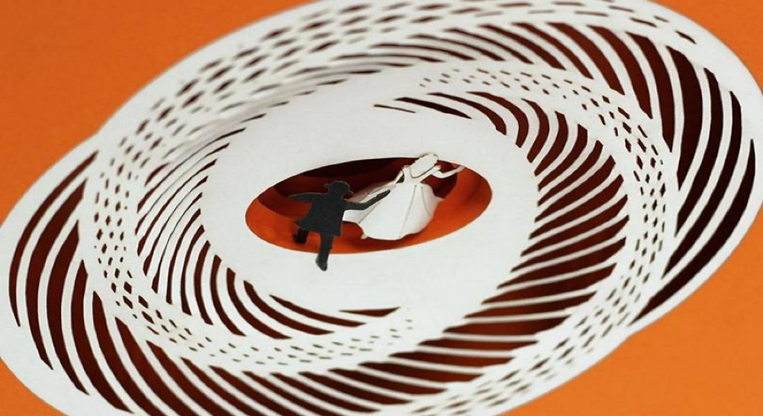 Kat Kat Kağıt Parçalarıyla Derinleşen Korku Filmi Afişleri