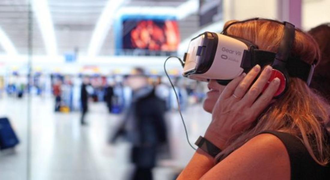 JCDecaux, Yolcuları Heathrow'da 360 Derece Tura Çıkarıyor
