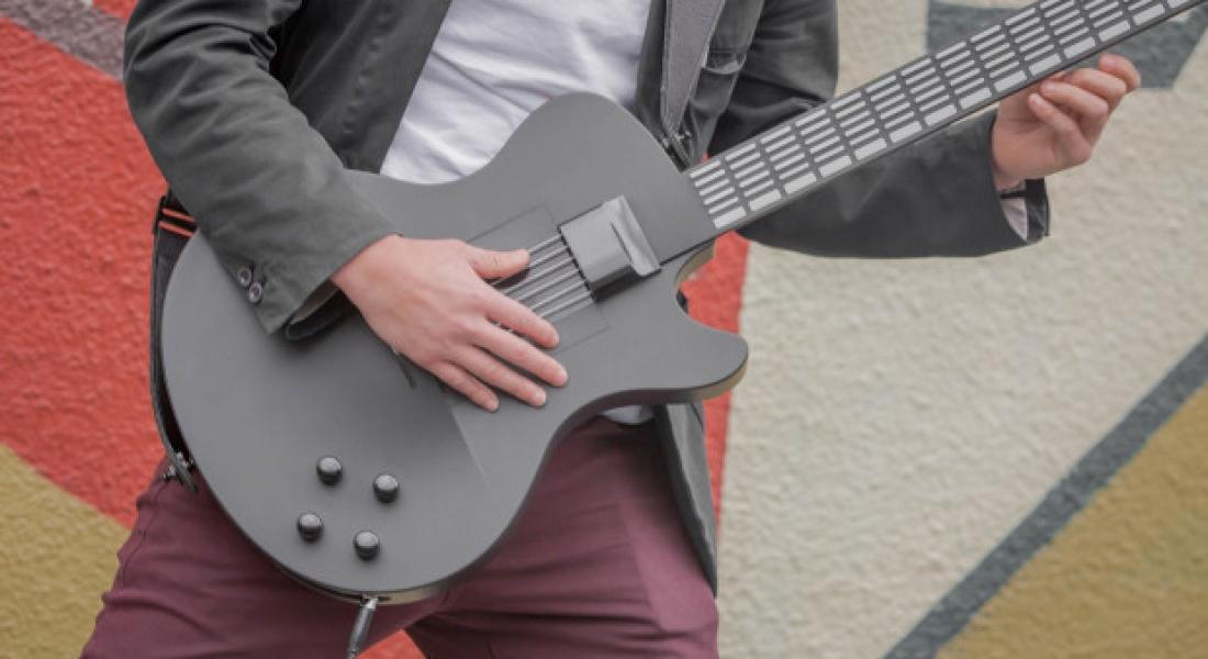 MI Guitar İle Bir Gün Herkes Gitar Çalmayı Öğrenecek