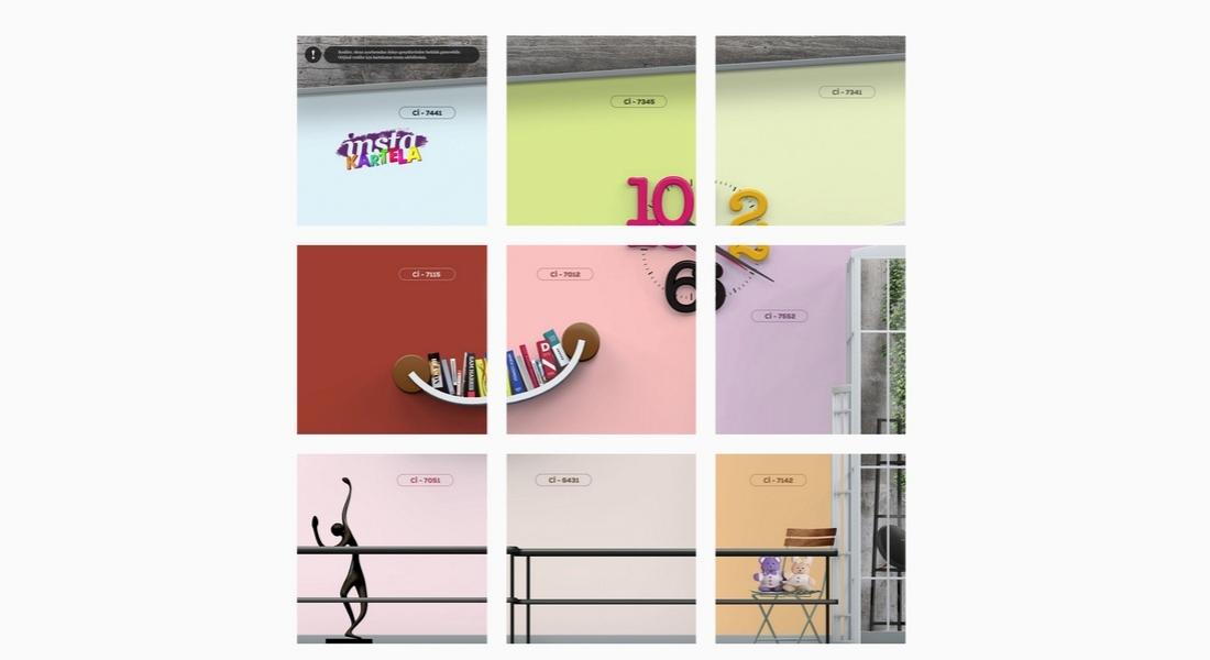 InstaKartela ile Aradığınız Rengi Instagram'da Bulun