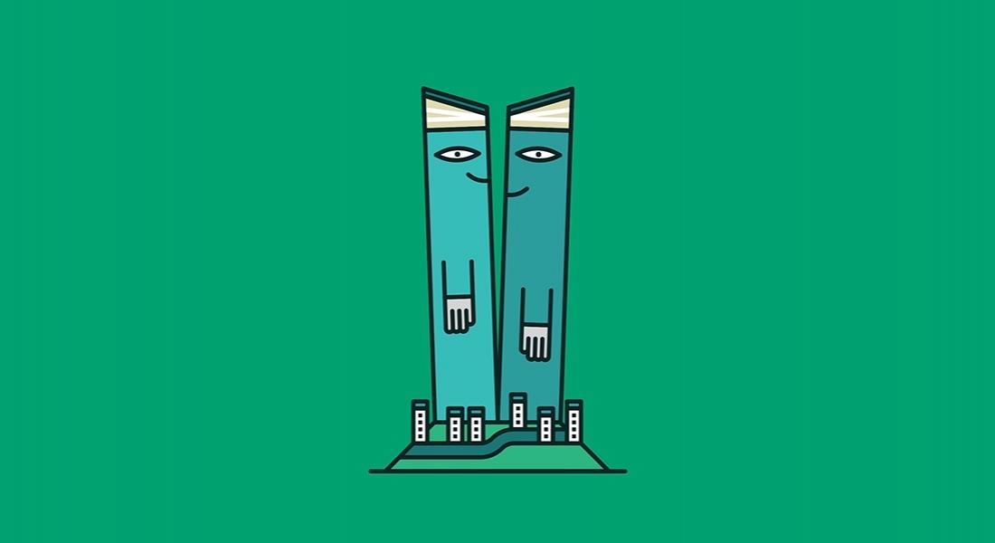Dünyanın Dört Bir Köşesindeki Mimari Yapıların GIF'leri