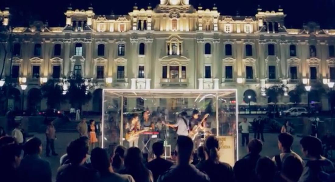 Yerel Müzik Gruplarının Radyodaki Sesi Olan Banka