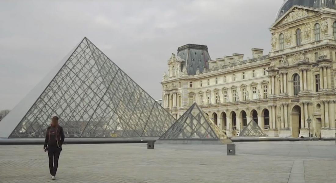 Photoshop'la Temizlenmiş Paris Sokaklarında Yapayalnız Bir Kısa Film