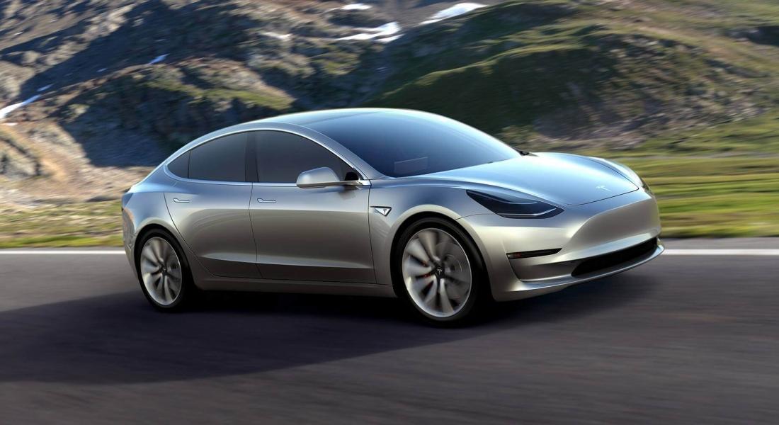 Tesla Model 3 Tanıtılmasıyla Birlikte 100.000'den Fazla Sipariş Aldı