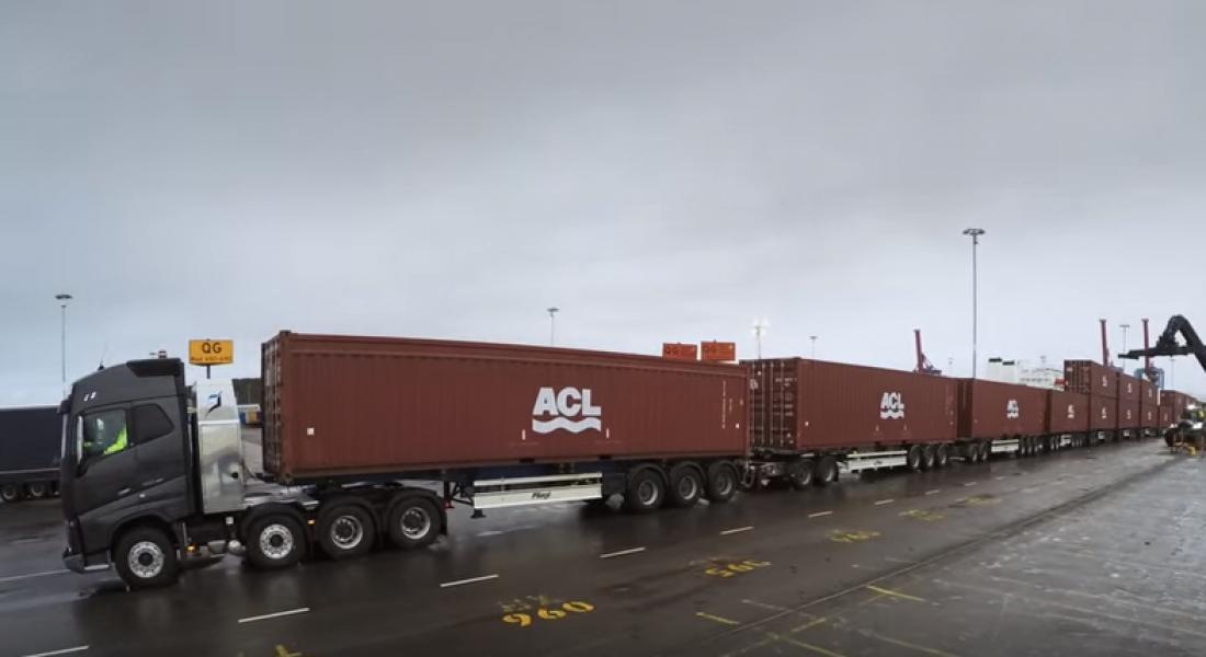 Volvo Trucks'ın Yeni Kamyonu Kaç Ton Ağırlık Taşıyabilir?