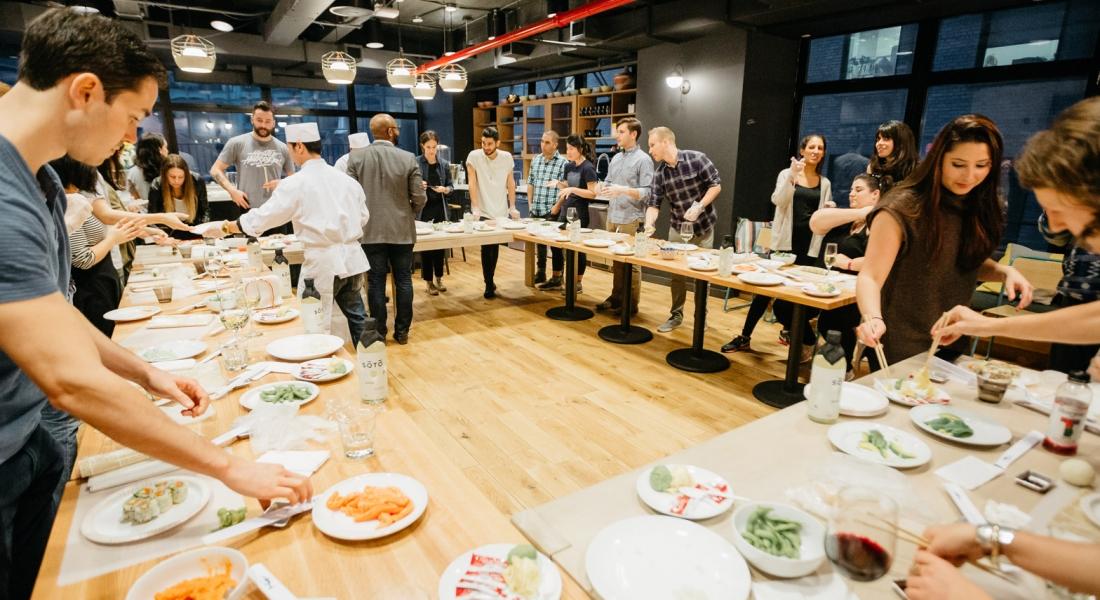 WeWork'ten WeLive: New York'un Merkezinde Ortak Yaşam Deneyimi
