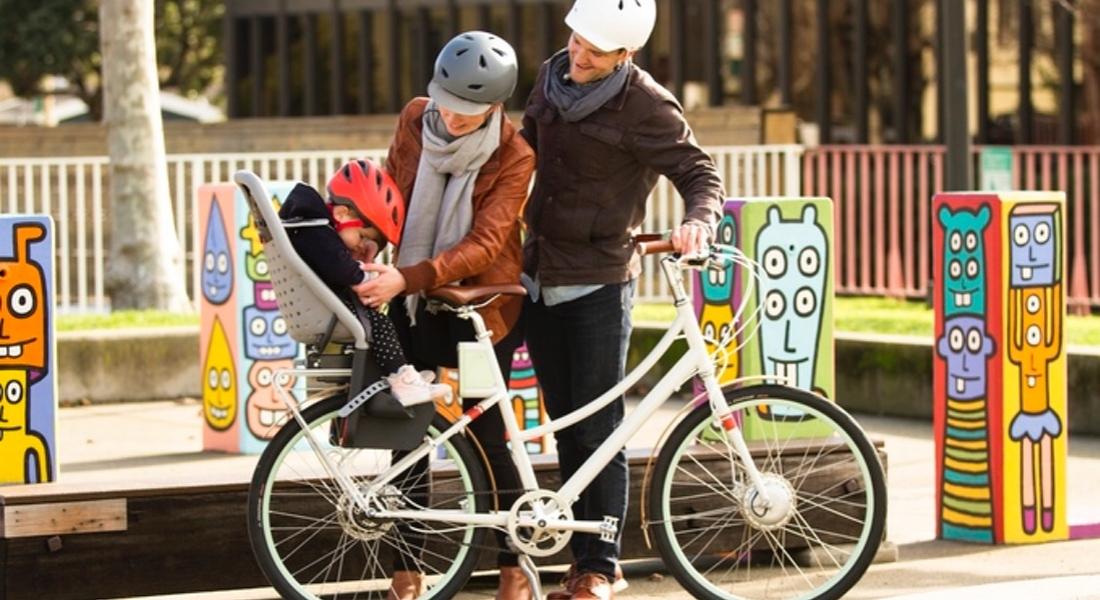 Şehrin Her Noktasında Size Ayak Uyduran Elektrikli Bisiklet