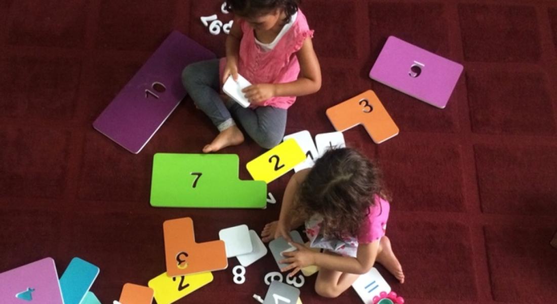 Stax, Çocuklara Matematiği Eğlendirerek Öğretecek