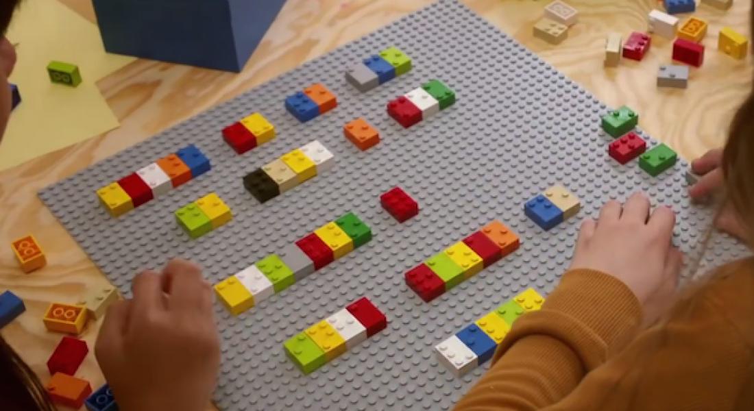 Görme Engelli Çocuklara Okumayı Öğreten Oyuncak