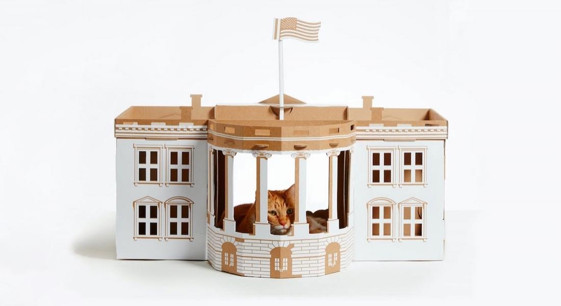 Ünlü Mimari Yapılar Kedi Evi Olursa