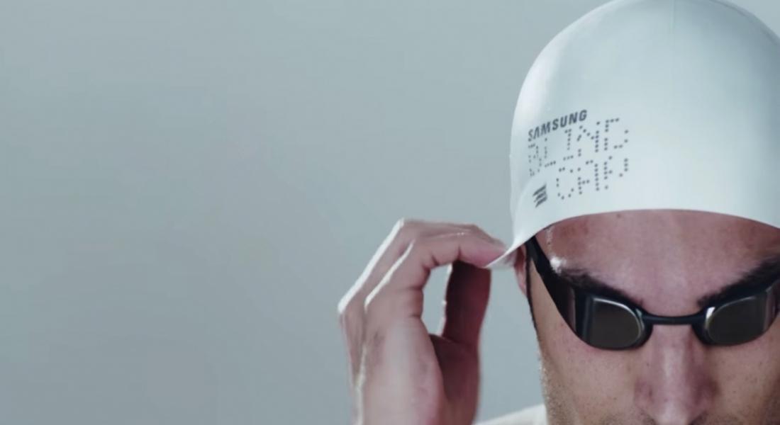 Blind Cap: Görme Engelli Yüzücüler İçin Akıllı Bone