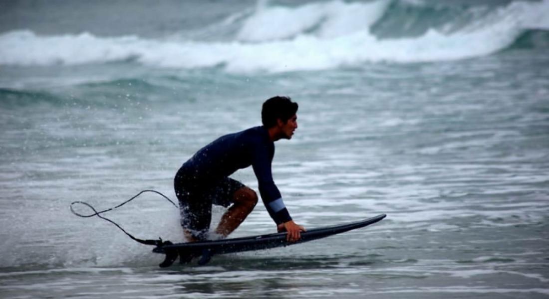 Sörfçü Yalnızlığına Merhem Olan Akıllı Sörf Tahtası