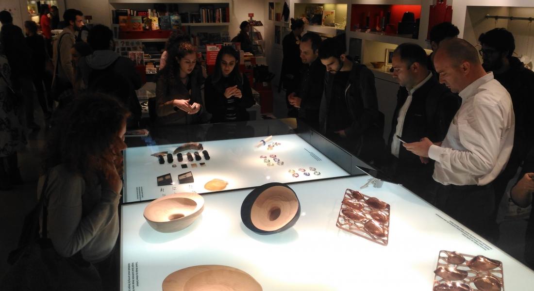 Geleneksel El Sanatları ve Zanaatler İstanbul Modern'de Tasarımlarla Buluşuyor