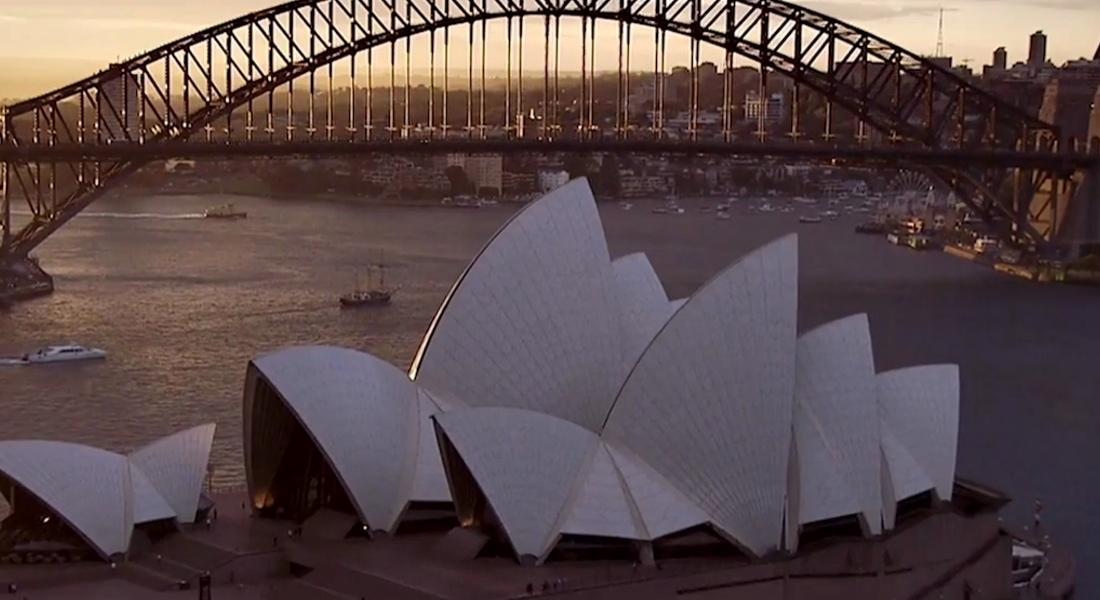 Sidney Opera Evi'ni Dışarıdan Fotoğraflamayın, İçeri Buyrun