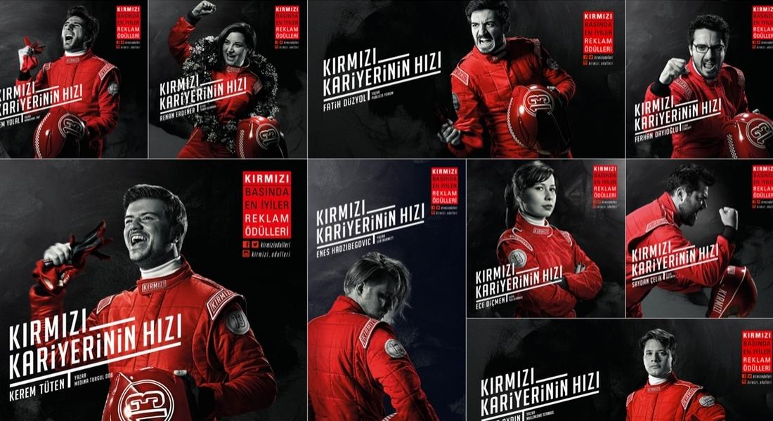 13. Kırmızı Reklam Ödülleri'nin Kazanan Tüm İşleri