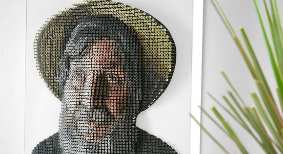 Görme Engelliler İçin Dokunsal Portreler